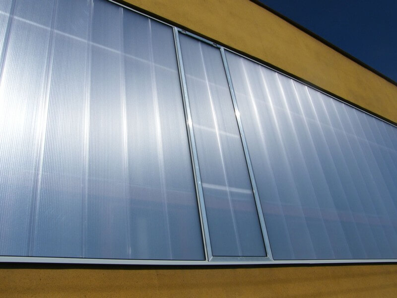 Polycarbonate glazing, CIPI, s.r.o. references