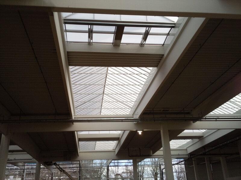 Reference CIPI, s.r.o., Střešní světlíky Bauhaus_Wals_AT